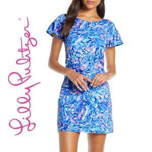 Lilly Pulitzer Marah Royal Purple Shift Dress